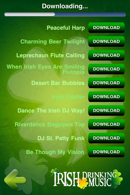 Irish Drinking Music Ringtones screenshot-3