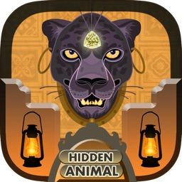 Hidden Object : Hidden Objects Animal Game