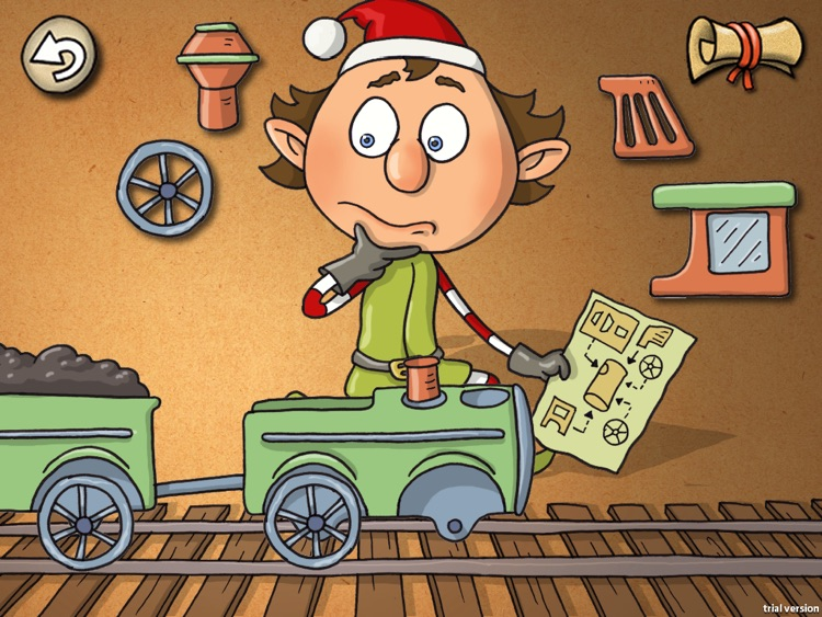 Christmas Story for Kids: The Elf Adventure screenshot-1
