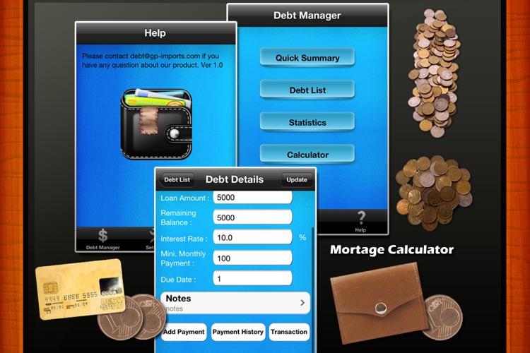 Best Debt Manager screenshot-4