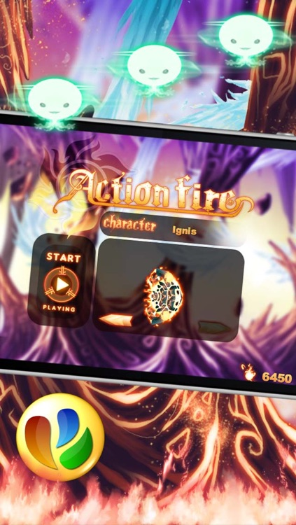 Action Fire Shooter Game screenshot-3