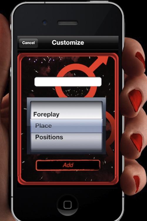 Erotic Game - A new super hot scratching card screenshot-3