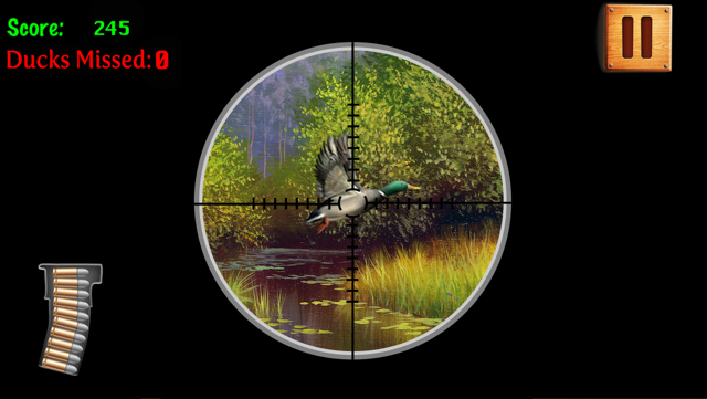 A Cool Adventure Hunter The Duck Shoot-ing Game By Free Animal-s Hunt-ing & Fish-ing Games For Adult-s Teen-s & Boy-s Pro Screenshot