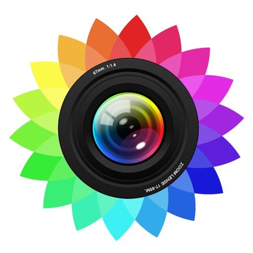 Photo Editor. HD icon