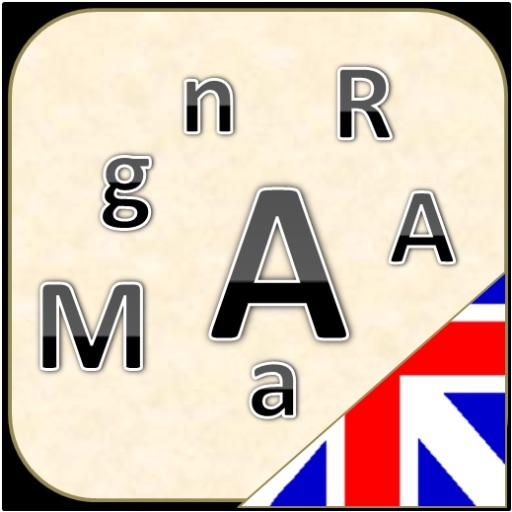 AnAgRaM! - UK English Version