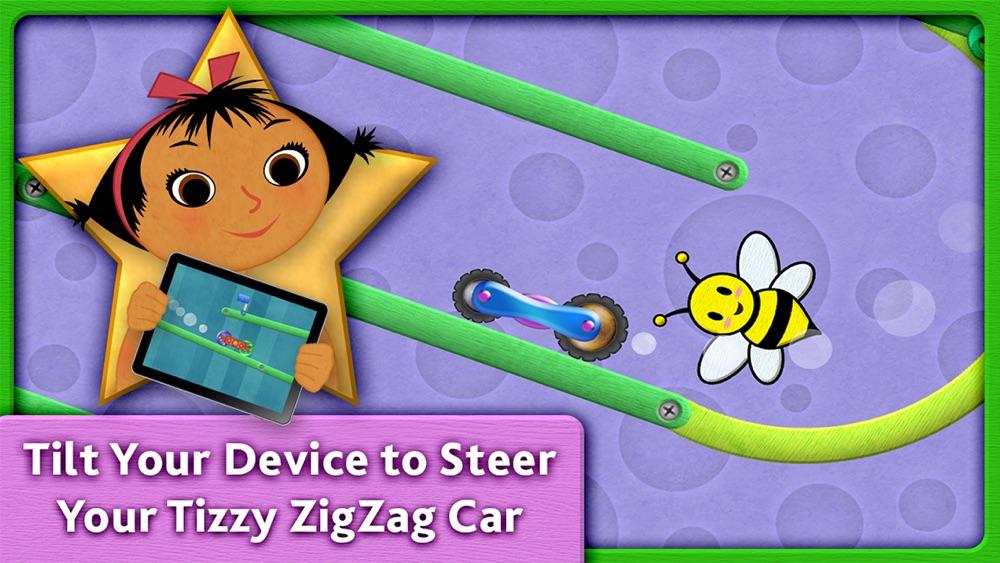 Tizzy ZigZag Car hack tool
