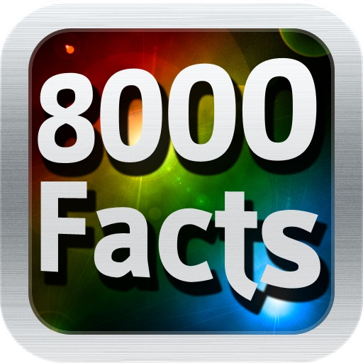Cool Facts 8000
