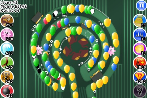 Bloons TD screenshot-1