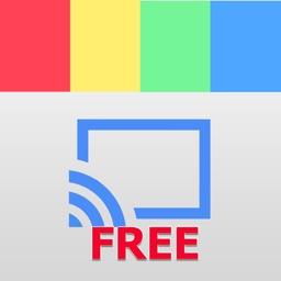 InstantCast For Instagram Free - Show Instagram photos on TV with music via Chromecast