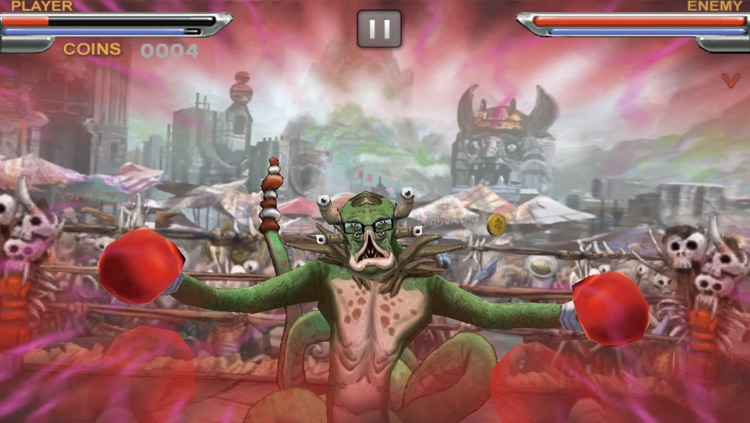 Beast Boxing 3D - Monster Fighting Action! screenshot-3