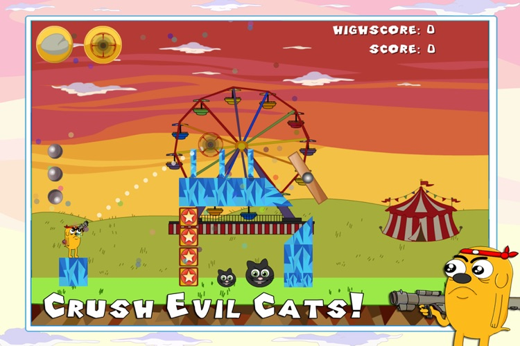 Domino Dog - Crazy Carnival screenshot-0