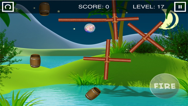 Monkey Barrel Game - Blast the Monkeys screenshot-4