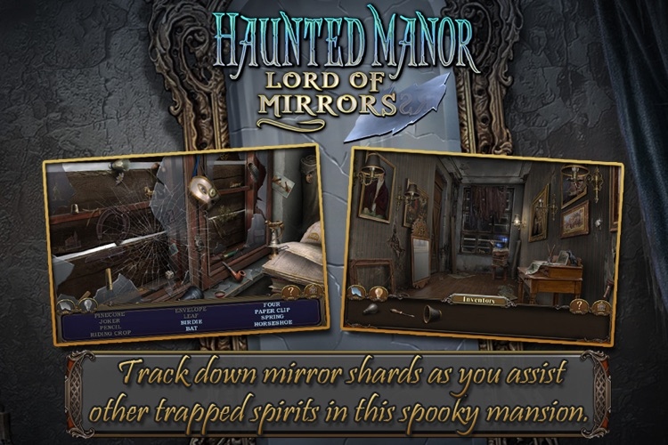 Haunted Manor: Lord of Mirrors (Full)