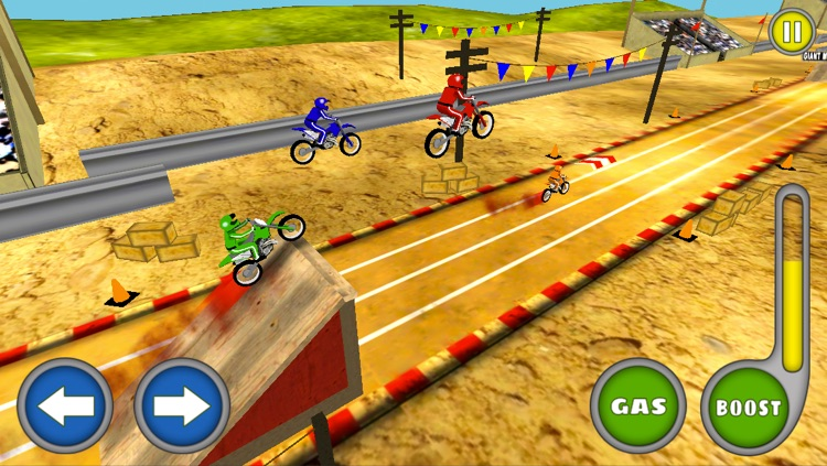 Giant Moto screenshot-3