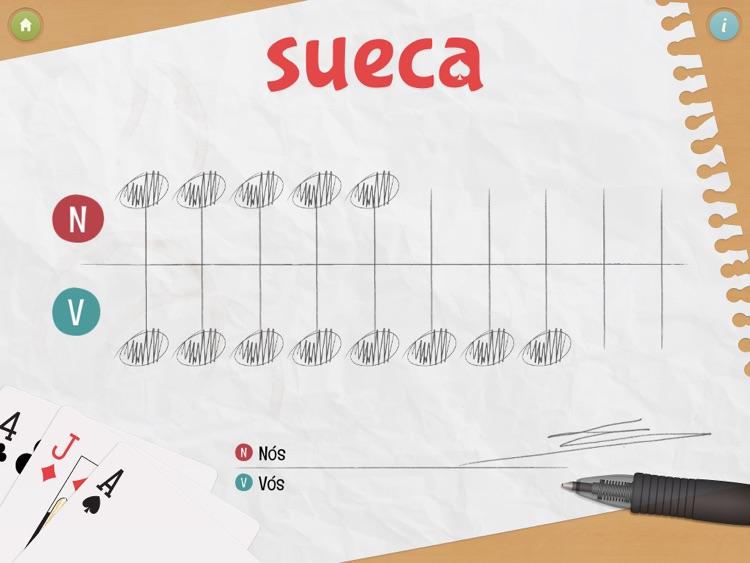 Sueca Riscos HD screenshot-3