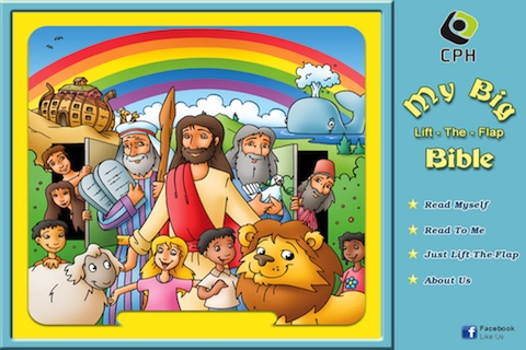 Lift-The-Flap Bible Stories screenshot-0