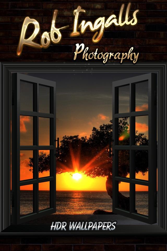 Rob Ingalls Wallpaper - HDR Photography Screenshot