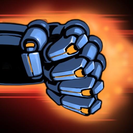 A Iron Punch 3D