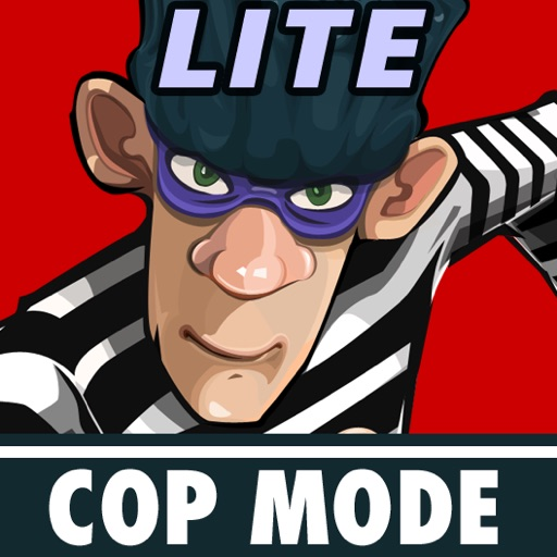 Cops & Robbers: COP MODE icon