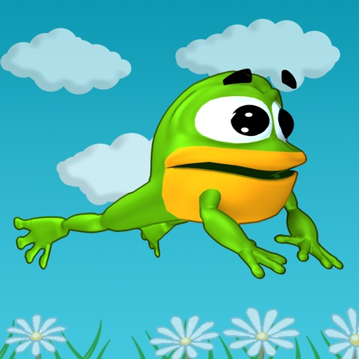 Fly Frog Fly icon