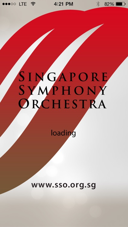 Singapore Symphony Orchestra - SSO screenshot-0