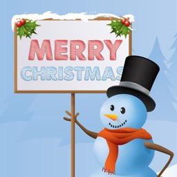Christmas Countdown Free -  Snow Globe with Christmas Music