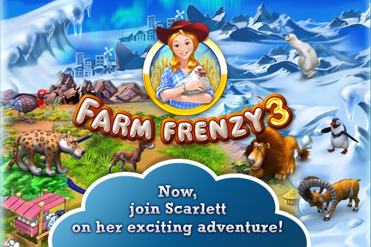 Farm Frenzy 3 Free screenshot-4