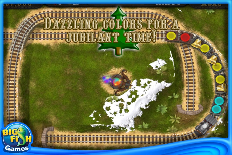 Loco Train: Christmas Edition screenshot-3