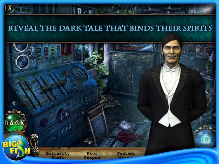 Fear For Sale: Mystery of McInroy Manor HD - A Hidden Object Adventure