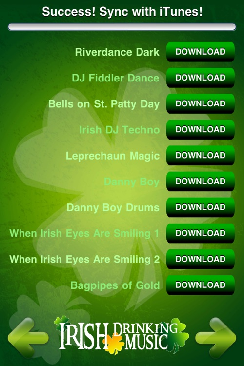 Irish Drinking Music Ringtones screenshot-4