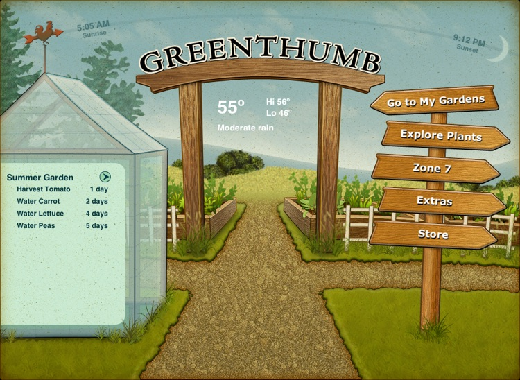 Greenthumb Garden Planner screenshot-0