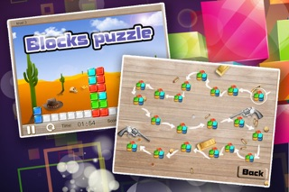 Color Match Puzzle screenshot two