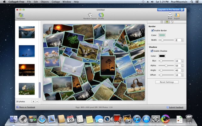 Software For Photo Collage Mac