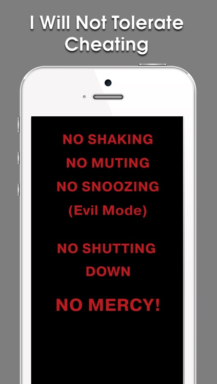 Walk Up Alarm Clock - smart anti snooze wake up screenshot-3