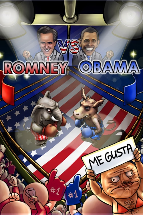 Obama vs. Romney screenshot-0