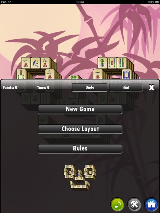 Mahjong HD FREE! screenshot-4