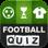 Football Quiz - trouvez l'équipe de foot !