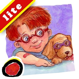 Randy Kazandy, Where Are Your Glasses? Join Randy and his Mum to find out who wins the battle in this hilarious and interactive bedtime story book for kids by Rhonda Fischer's illustrated by Kim Sponaugle (iPad Lite Version; Auryn Apps)