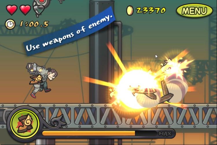 IX-Runner screenshot-3
