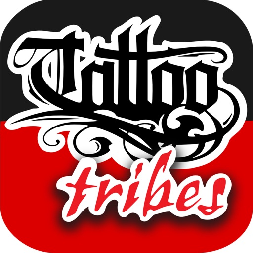Polynesian Tattoo App for iPad
