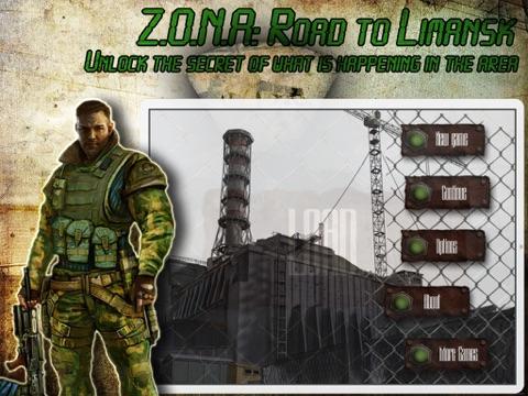 Z.O.N.A: Road to Limansk HD Lite-ipad-0