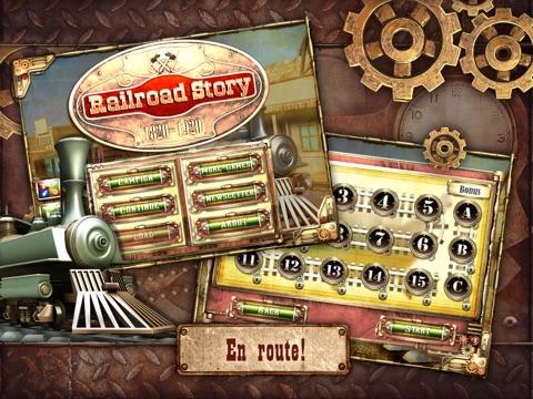 Screenshot #4 pour Railroad Story HD
