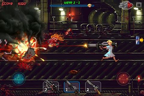 Zombie Shock Lite screenshot-3