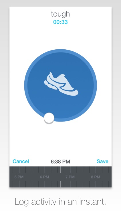 GO - Meal and Fitness Tracker screenshot-3