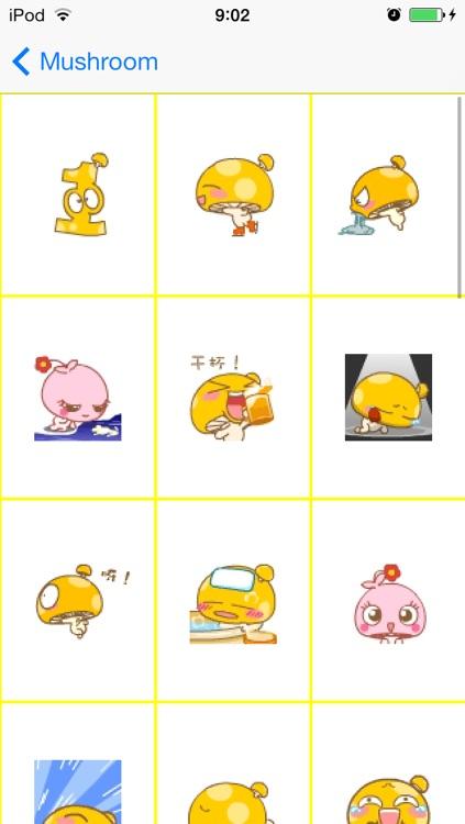 3D Animated Emoji: New Style for iMessage, Whatsapp, Skype, Facebook, Twitter, Etc. screenshot-3