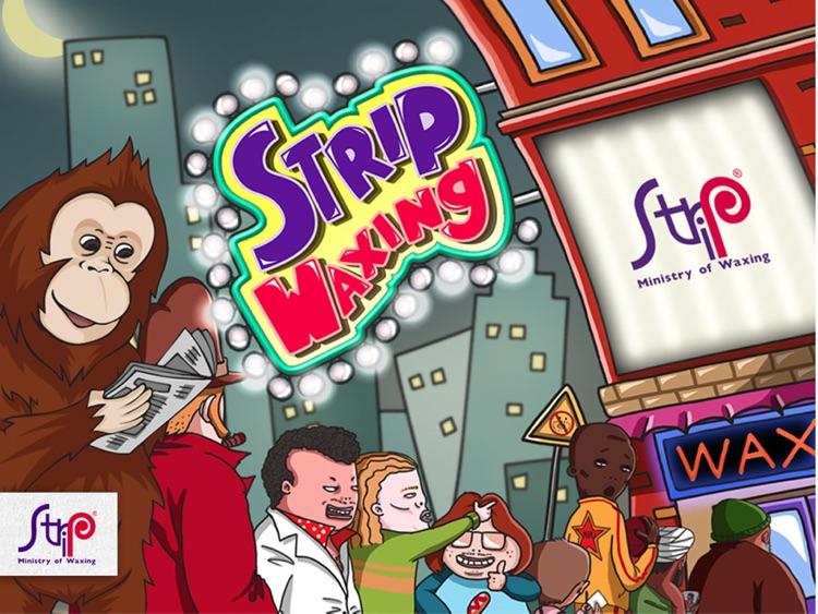 Strip Waxing HD