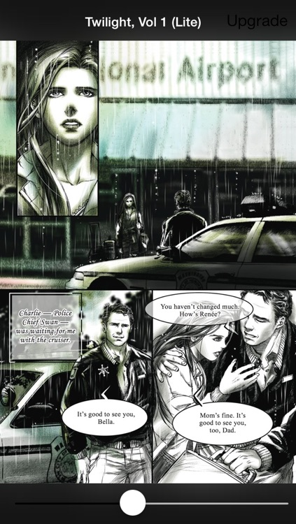 Twilight, The Graphic Novel, Lite, Volume 1 screenshot-4