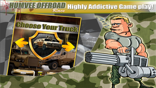 Army Battle Humvee Offroad Desert Racing Assault : Drive & Race Real YT Armour Trooper Cars screenshot two