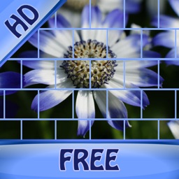 Puzzle Master Flowers HD Free