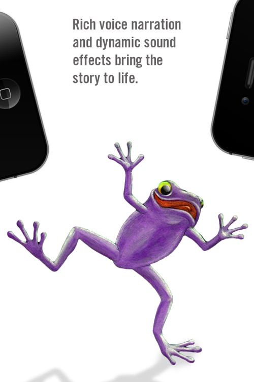 The Purple Frog